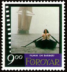 Faroe stamp 317 film barbara 4.jpg