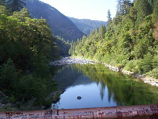 North Fork Feather River river in the United States of America