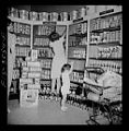 Federal housing project. Shopping in the cooperative grocery 8d21002v.jpg