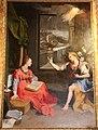 Federico barocci (terminato da ventura magi), annunciazione, 1610-1619 02.JPG