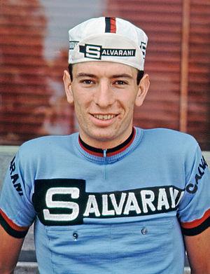 Felice Gimondi - Gimondi at the 1966 Giro d'Italia