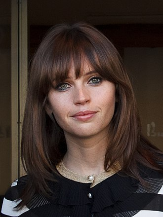 Felicity Jones - Jones at the 2016 Toronto International Film Festival