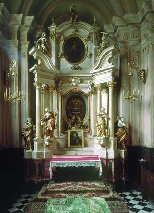 Feliks Kryski - Kryskis' Chapel, Church of St. Anne in Warsaw, Poland