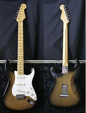 Eric Johnson - Fender Eric Johnson Stratocaster