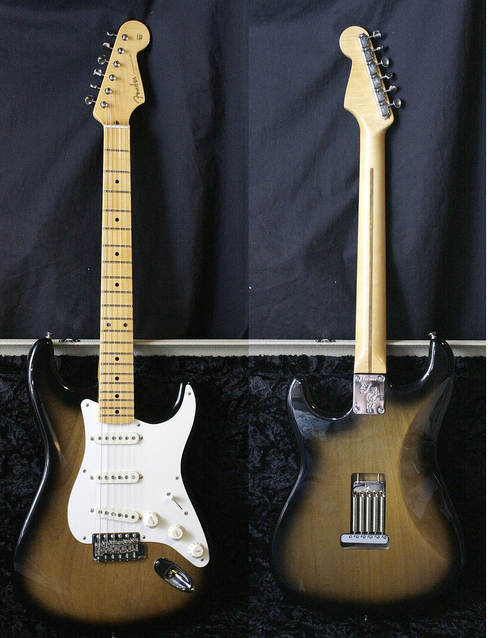 Fender strat eric johnson