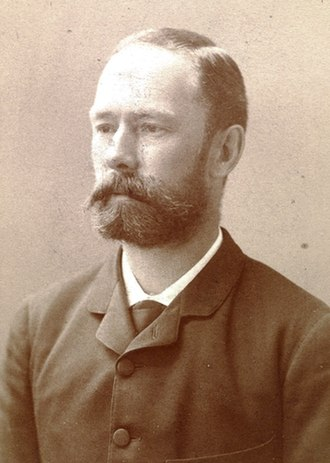 Ferdinand Julian Egeberg - Ferdinand Julian Egeberg c. 1885