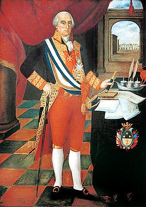 José Fernando de Abascal y Sousa - Image: Fernando de Abascal