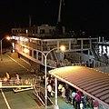 Ferry Ishitegawa in Ujina at night 20130504.jpg