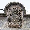 Festung Rosenberg - Südkurtine - Schönborn-Wappen.jpg