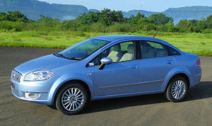Fiat India Automobiles - Fiat Linea 1.4 T-jet in India