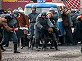 Filmmaking of 'Black Thursday' on crossway of ulica Świętojańska and Aleja Józefa Piłsudskiego in Gdynia - 074.jpg