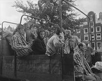 Filmopnamen voor de Anne Frankfilm in Amsterdam.jpg