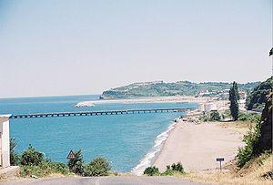 Zonguldak Province - Filyos Bay, Zonguldak