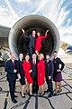 Final 747 Flight and Nuptials (39498015311).jpg