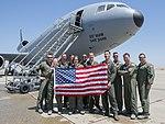 Fini flight for Lt. Cols. Van Hoof, Middleton and Paine 150604-F-RU983-254.jpg