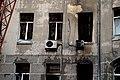 Fire-damaged Asvadurov House 13.jpg