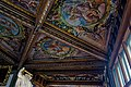 Firenze - Florence - Galleria degli Uffizi - Vasari Corridor 1566 - View ESE & Up.jpg