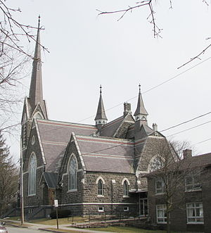 Canton (village), New York - First Presbyterian Church of Canton