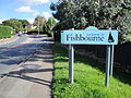 Fishbourne Kite Hill village sign.JPG