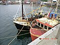 Fishing Boats alongside the Pier in Oban - panoramio (1).jpg