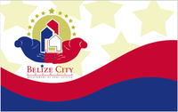Flag of Belize City