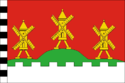 Flag of Dobrovolsk