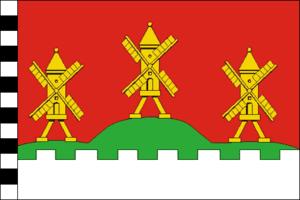 Dobrovolsk - Image: Flag of Dobrovolskoe (Kaliningrad oblast)