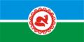 Flag of Pokachi (Khanty-Mansyisky AO).png