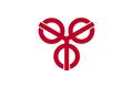 Flag of Soka, Saitama.png