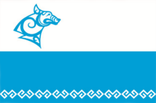 Flag of the Shor people.png