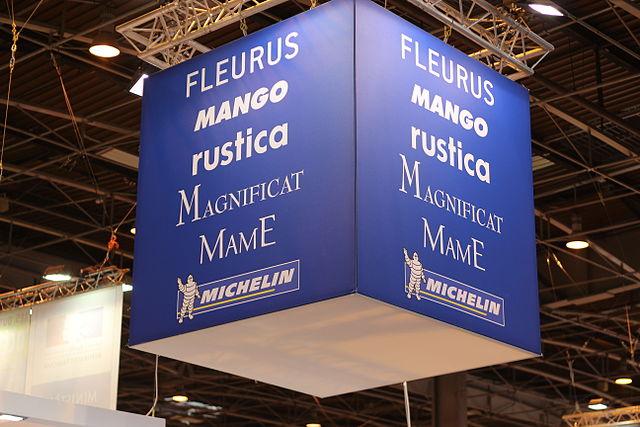 File fleurus mango rustica magnificat mame michelin for Salon du livre porte de versailles 2015