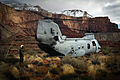 Flickr - DVIDSHUB - Marines deliver Santa Claus to isolated Grand Canyon village using his new sleigh (Image 8 of 11).jpg