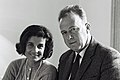 Flickr - Government Press Office (GPO) - ISRAEL AMBASSADOR TO U.S.A. YITZHAK RABIN AND HIS WIFE LEAH (1).jpg