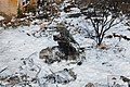Flickr - Official U.S. Navy Imagery - Firefighting foam covers the scene of a crash of an F-A-18D Hornet..jpg
