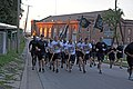 Flickr - Official U.S. Navy Imagery - Sailors run at Naval Station Great Lakes..jpg