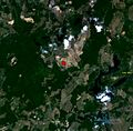 Flight 33 crash site satellite.jpg