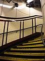 Flight of stairs, Chalk Farm Underground Station - geograph.org.uk - 1892979.jpg