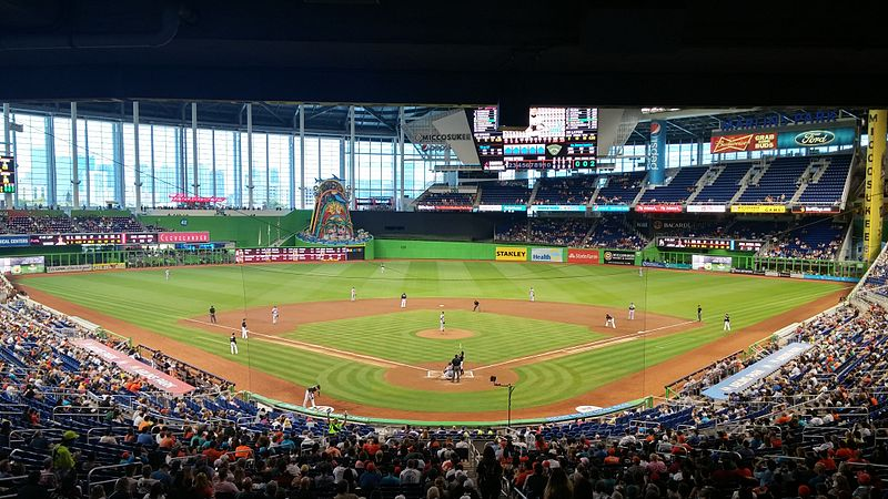 File:Florida Marlins Park May 16th 2015 by D Ramey Logan.jpg