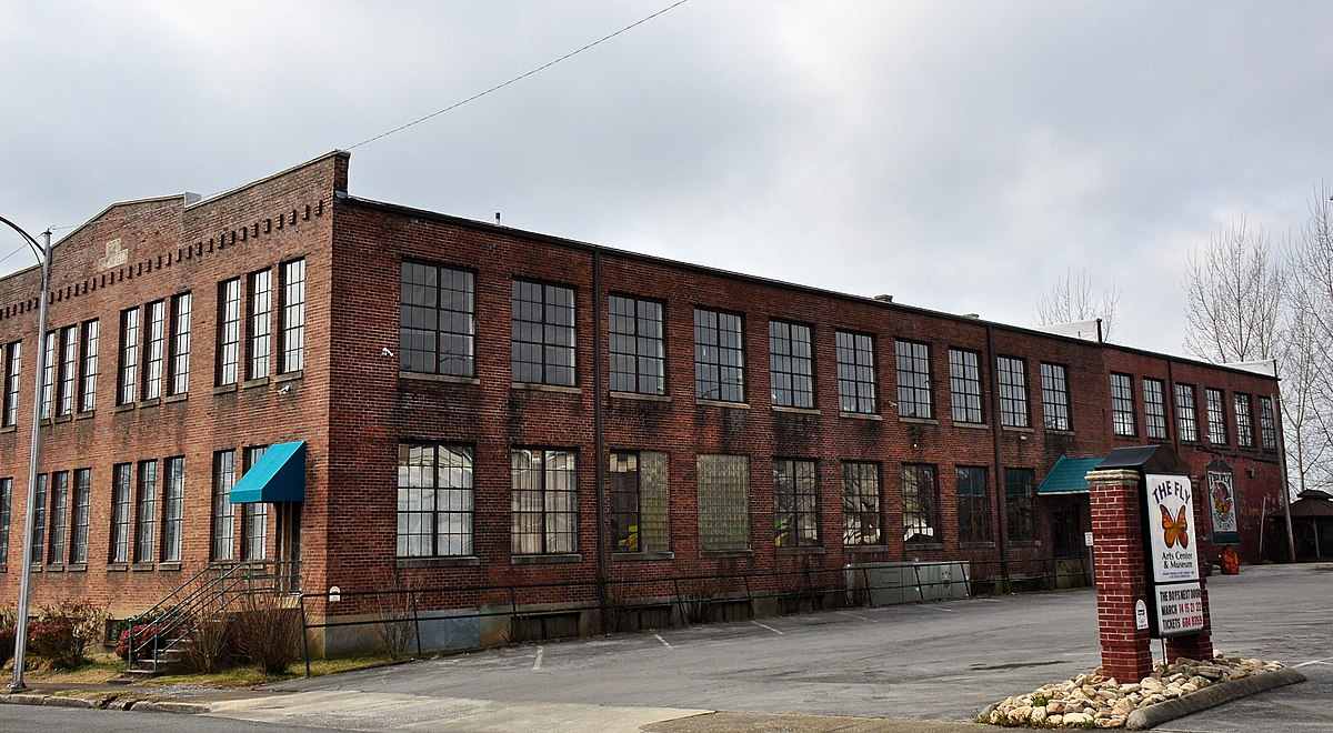 Fly Manufacturing Company Building Wikipedia