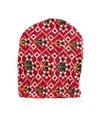Fodral av rött silke med mönster, 1928, Indonesien - Livrustkammaren - 107168.tif