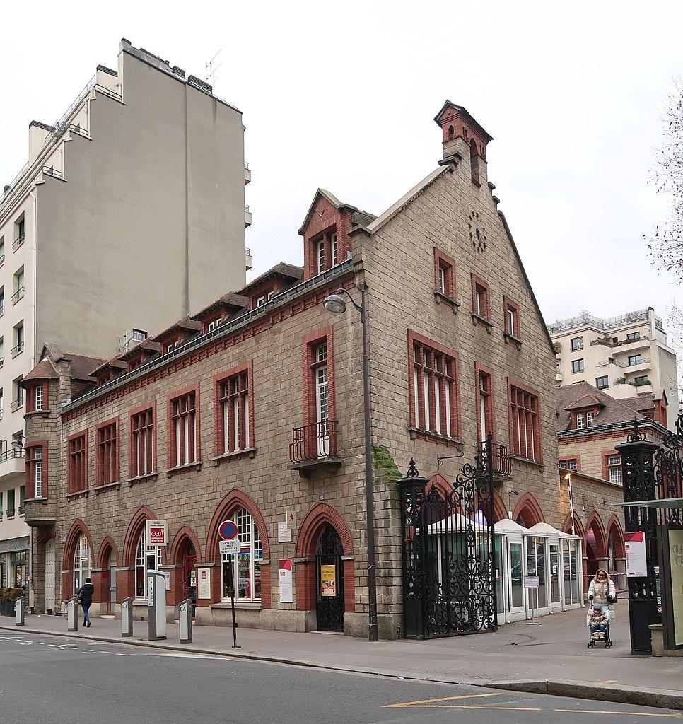 Fichier:Fondation d'Auteuil, 40 rue Jean-de-la-Fontaine, Paris 16e ...