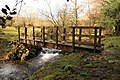 Footbridge at Chalk Ford - geograph.org.uk - 1138996.jpg