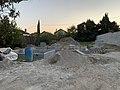 Footing de confinement en avril 2020 - chantier rue du Lavoir à Beynost.jpg