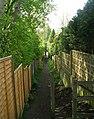 Footpath - Alwoodley Lane - geograph.org.uk - 791283.jpg