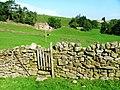 Footpath Gate, Near Aygill - geograph.org.uk - 242325.jpg