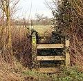 Footpath bridge, Grandborough - geograph.org.uk - 1137358.jpg