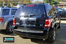 2010 E85 Flexfuel Ford Escape