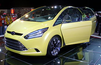 Ford Iosis - Ford Iosis-MAX