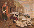 Ford Madox Brown - The finding of Don Juan by Haidée - Google Art Project.jpg
