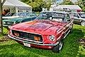 Ford Mustang Convertible, 1967 - AB39089 - DSC 9917 Balancer (37654967631).jpg